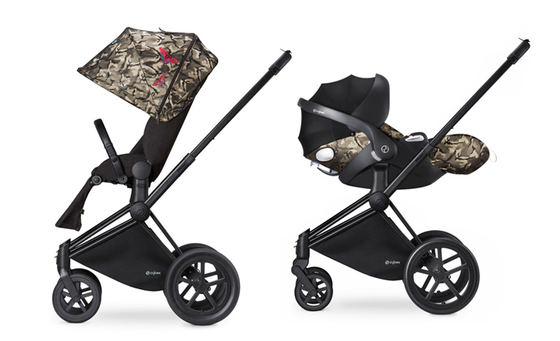 cybex priam butterfly 2