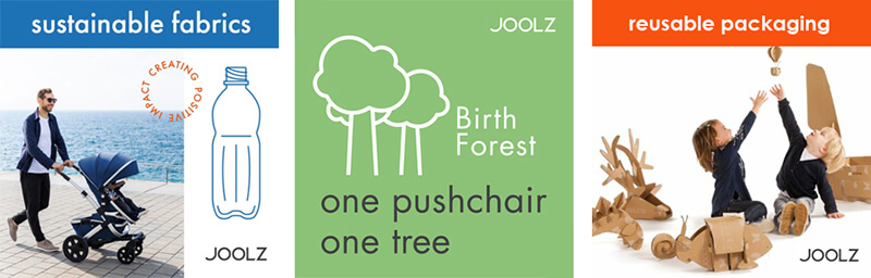 Joolz for the environment